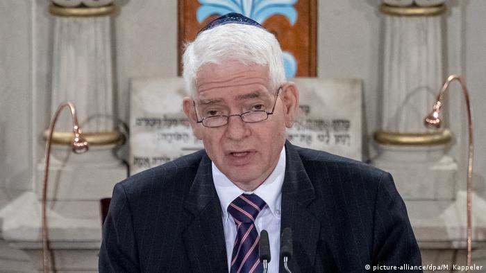 Deutschland Josef Schuster Präsident Zentralrat der Juden