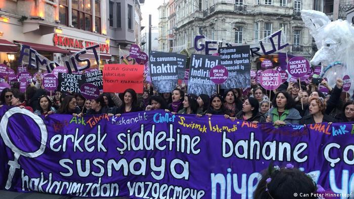 İstanbul Sözleşmesi feshedilebilir mi?