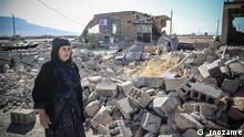 Iran Erdbeben in Kermanshah