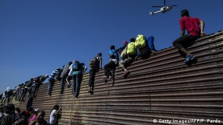 Пентагон надав мільярд доларів на будівництво стіни на кордоні з Мексикою
