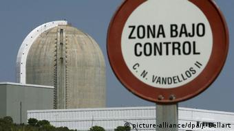 АЭС Вандельос в Каталонии