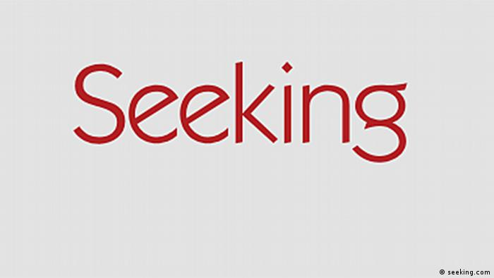 Seeking Logo Webseite seeking.com