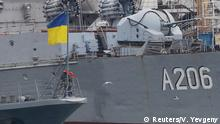 Ukraine Marineschiffe