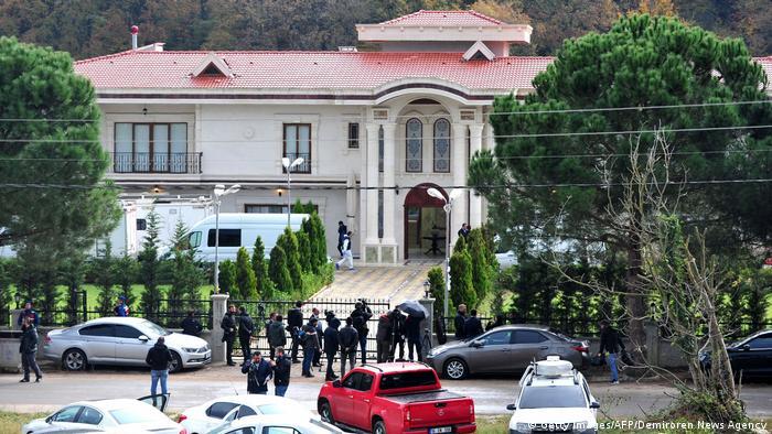 Поблизу Стамбула обшукали віллу саудівського бізнесмена