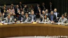 USA Dringlichkeitssitzung UN-Sicherheitsrat Konflikt Ukraine Russland