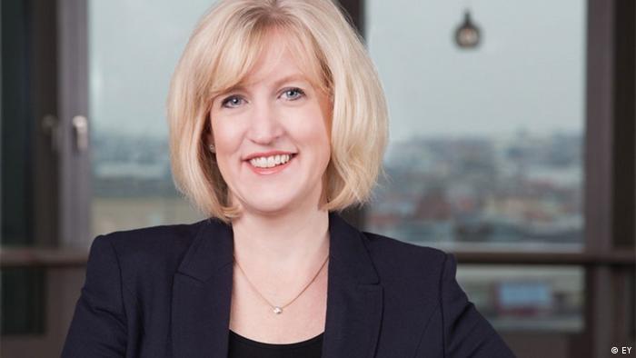 Island - Julie Teigland, EY Managing Partner