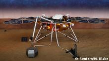 NASA Raumschiff Lander InSight Start auf Mars-Mission