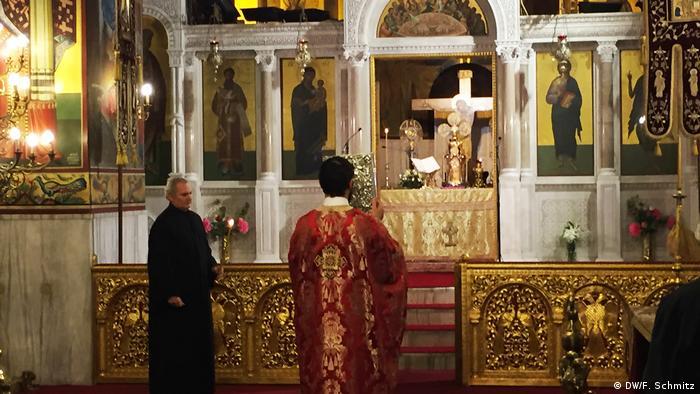 Griechenland Priester
