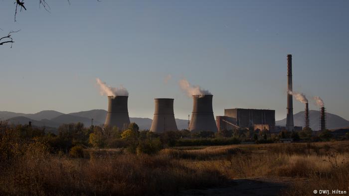 Bobov Dol electricity plant (DW/J. Hilton)