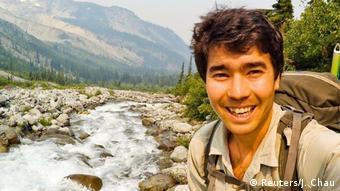 John Allen Chau - Missionar und Abenteurer wurde auf einer abgelegenen Insel von einheimischene getötet (Reuters/J. Chau)