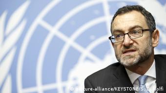 Schweiz Genf - Afghanistan-Konferenz: Toby Lanzer