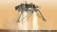 Nasa-Lander InSight