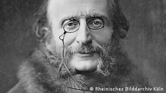 Photo of Jacques Offenbach