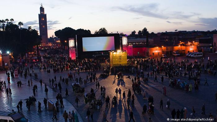 Marokko Filmfestival Marrakesch ARCHIV | 2013 (imago stock&people/Kickner )