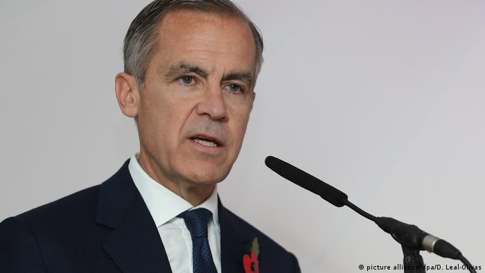 UK Mark Carney (picture alliance/dpa/D. Leal-Olivas)