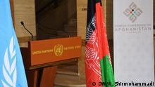 Schweiz - Afghanistan Konferenz in Genf