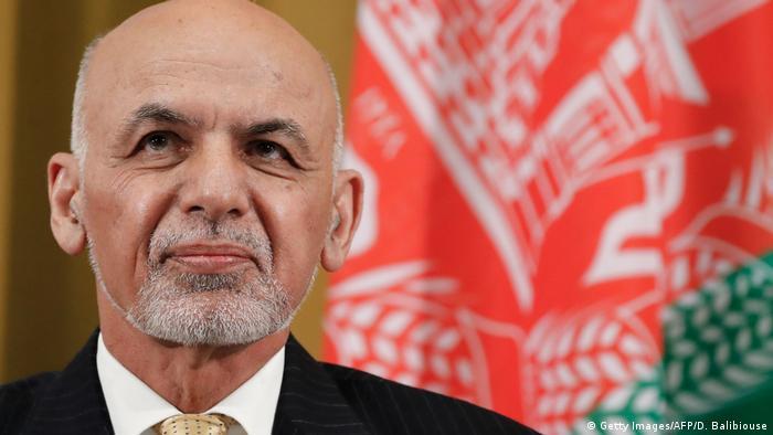 Schweiz - Afghanistan Konferenz in Genf: Ashraf Ghani
