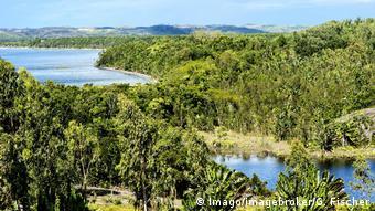Madagascar Landscape — Palmarium Nature Reserve (Imago/imagebroker/G. Fischer)