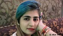 Iran Sepideh Gholian, Aktivistin