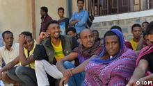 Migration Jemen Äthiopien