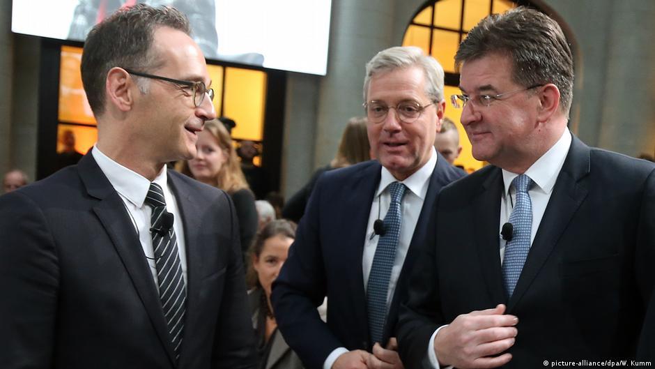 Lajçak konsultohet në Berlin për dialogun