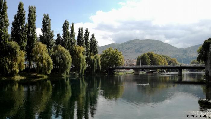 Bosnien und Herzegowina Stadt Trebinje (DW/N. Bjelica)