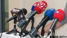 Bosnien und Herzegowina Stadt Trebinje   Thema Medien und Meinungspluralismus
