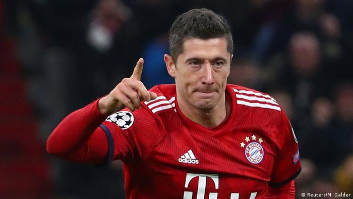 Bundesliga: Bayern Munich players look to turn words into