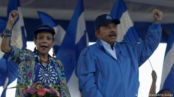 Nicaragua Krise - Ortega Regime