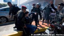 Nicaragua Krise - Proteste gegen Ortega Regime
