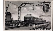 Niederländische Eisenbahn Archiv