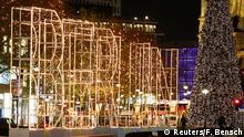 Germans in favor of ditching Christmas lights