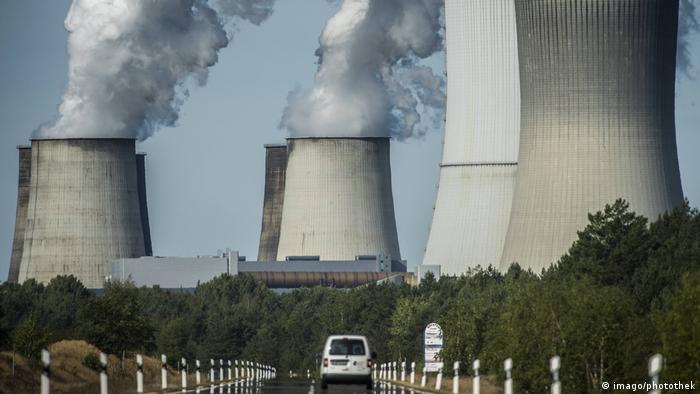 Coal plant in Boxberg, Germany