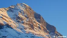 Berg Eiger (Colourbox)