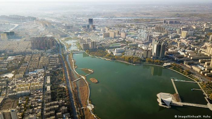 China Xinjiang Provinz - Kashgar