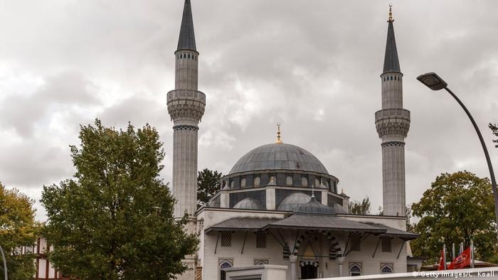 Sehitlik Moschee in Berlin (Getty Images/C. Koall)