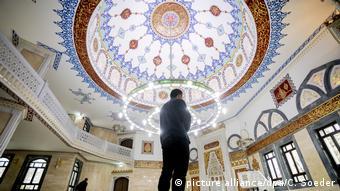 Mevlana-Moschee in Berlin (picture alliance/dpa/C. Soeder)