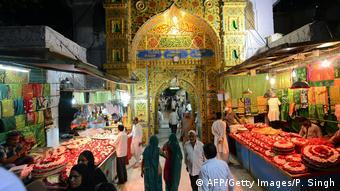 Ajmer Sharif Dargah Schrein in Indien