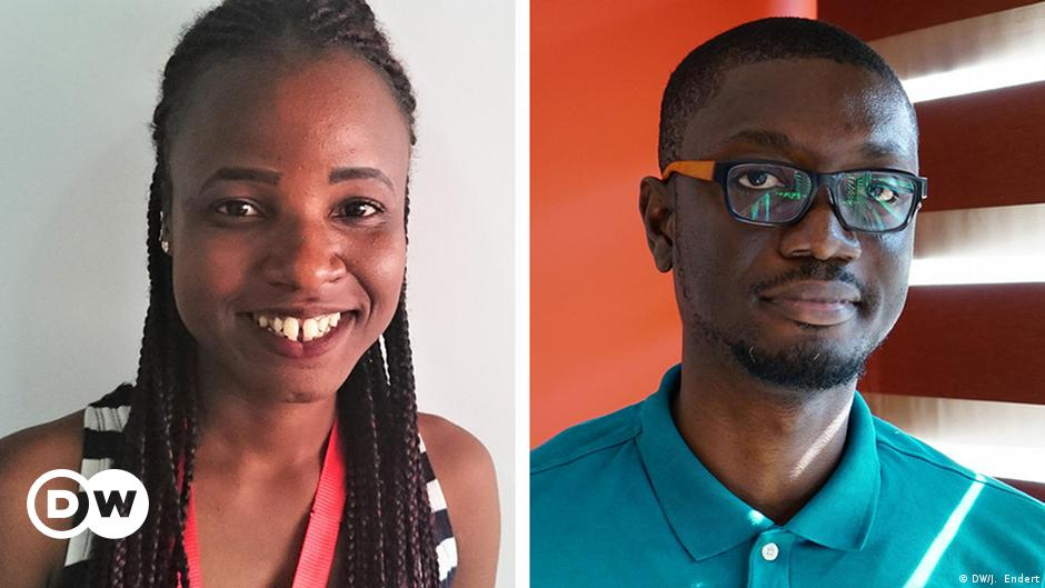 Young, smart, and ambitious: Ghana's 'social media entrepreneurs'