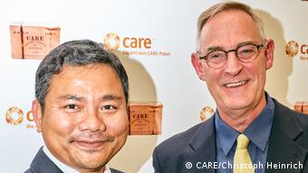 CARE-Partnerschaftspreis an API in Bonn (CARE/Christoph Heinrich)
