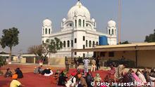 Öffnung Kartarpur-Korridor zwischen Indien und Pakistan