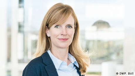 Vera Tellmann, Deutsche Welle, Deputy Head of Corporate Communications