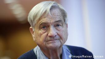 Political scientist Peter Grottian (Imago/Reiner Zensen)