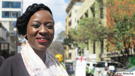 #speakup barometer Kenya (DW/Lena Nitsche)