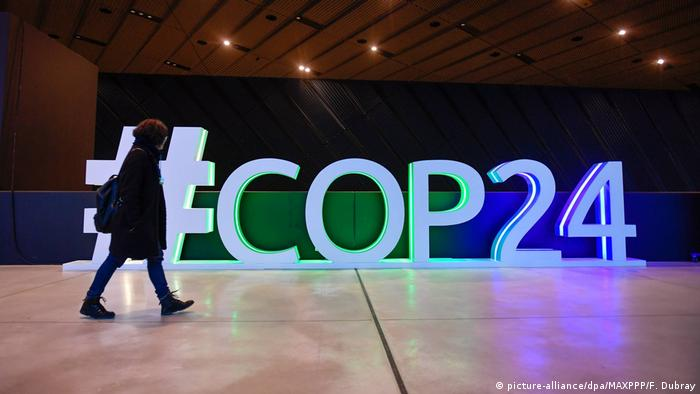 Frankreich Katowice - COP 24 (picture-alliance/dpa/MAXPPP/F. Dubray)
