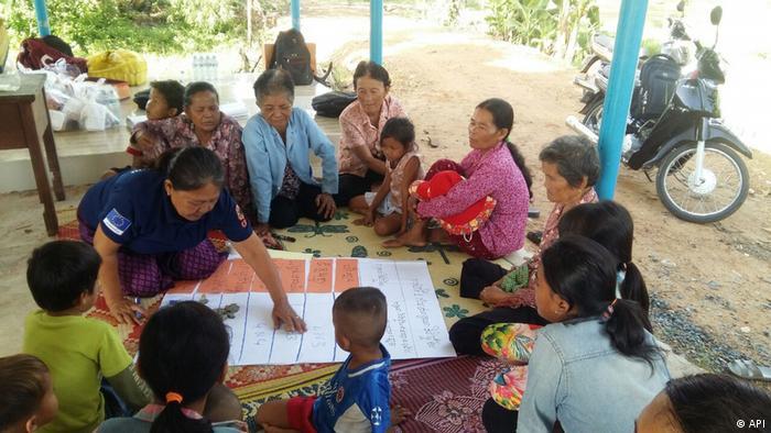 Kambodscha NGO API