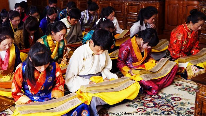 Unesco Pressebild Tibet (Department of Culture of Tibet Autonomous Region, China, 2017/Liu Gang)
