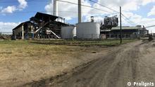 Kuba Energieprojekt - Zuckermühle