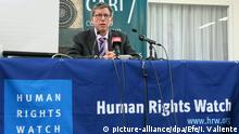 Argentinien 2016 Human Rights Watch | Jose Miguel Vivanco