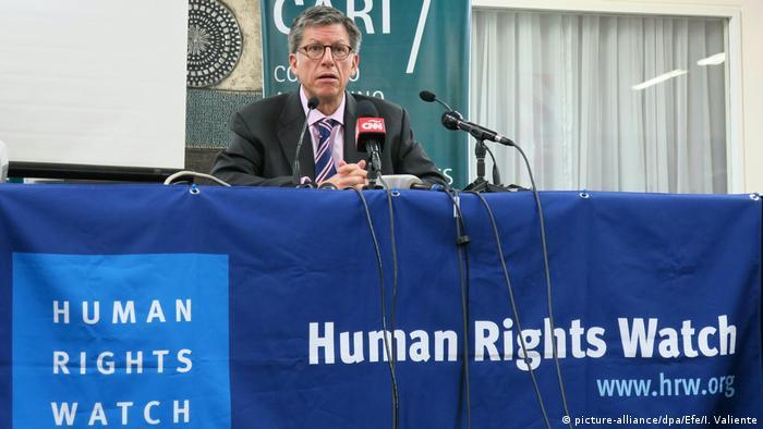 Argentinien 2016 Human Rights Watch   Jose Miguel Vivanco